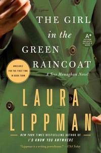 The Girl in the Green Raincoat